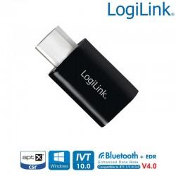 Logilink BT0048 | Conversor USB-C™ a Bluetooth V4.0 | Marlex Conexión