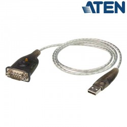 Aten UC232A1 - Conversor USB a Serie RS-232 (cable 1m)