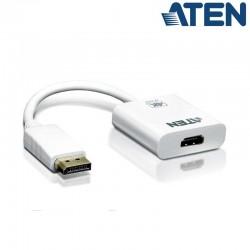 Aten VC986 - Conversor Activo DisplayPort 1.2 a HDMI 4K | Marlex