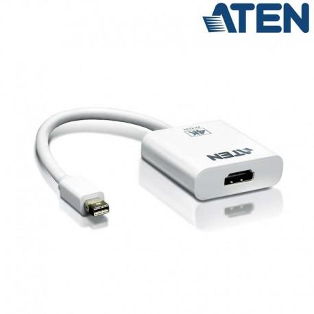 Aten VC981 - Conversor Activo Mini DisplayPort 1.2 a HDMI 4K | Marlex