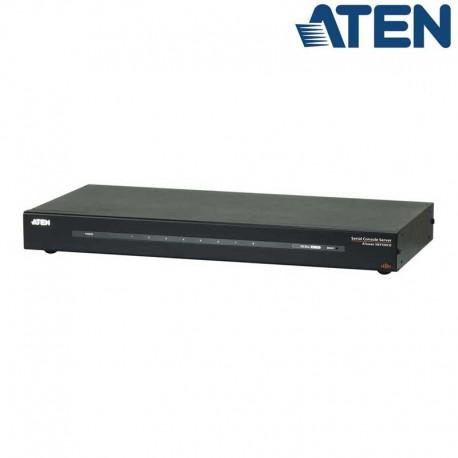 Aten SN9108CO - Unidad serie sobre IP de 8 puertos | Marlex Conexion