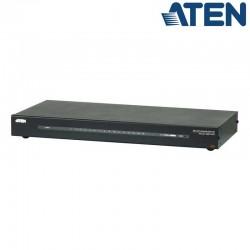 Unidad serie sobre IP de 16 puertos Aten SN9116CO