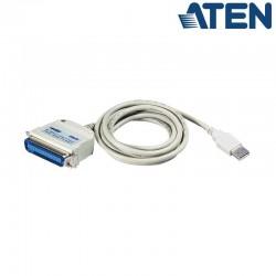 Aten UC1284B - Conversor USB a Paralelo Centronics (C36M) | Marlex