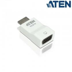 Aten VC810 - Conversor HDMI a VGA Compacto | Marlex Conexion