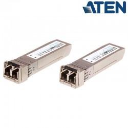 Módulo transceptor SFP a 10 G de fibra multimodo (300 m) Aten 2A-141G