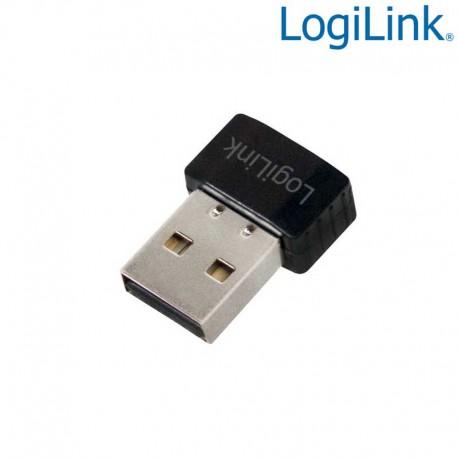 Logilink WL0237 - Adaptador USB WLAN 802.11ac Tamaño Nano   Marlex Conexion