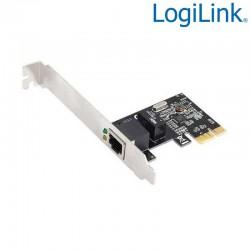 Logilink PC0029A - Tarjeta PCI Express Gigabit 10/100/1000Mbs(Realtek)