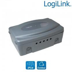 Logilink LPS223   Caja eléctrica exterior con protección IP54, Gris