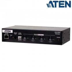 Aten PE4104G - PDU 1U de 4 Tomas C13 , 10A | Marlex Conexion