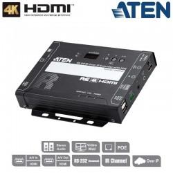Aten VE8952R - Receptor HDMI 4K a través de IP con PoE | Marlex Conexion