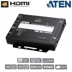 Aten VE8952T - Transmisor HDMI 4K a través de IP con PoE | Marlex Conexion