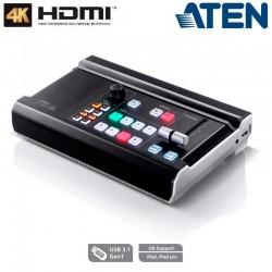 Aten UC9020 - Mezclador AV StreamLIVE™ HD con streaming | Marlex Conexion