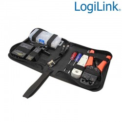 Kit de Herramientas para redes Lan Profesional Logilink WZ0030