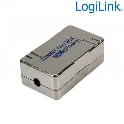 Caja de conexión para cables RJ45 UTP y SFTP Logilink NP0012A