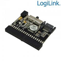 Logilink AD0008 - Conversor BIDIRECCIONAL Sata a IDE & IDE a Sata