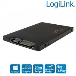 Logilink AD0019 - Conversor adaptador M.2 SSD NGFF Sata III a Sata SSD de 2.5''