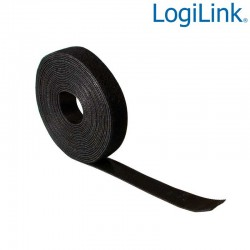 Aten KAB0055 - Cinta de Velcro Negro (10m ) | Marlex Conexion