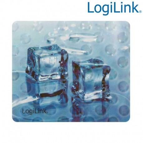 Logilink ID0152 - Alfombrilla ''Cubito de Hielo'', Diseño 3D | Marlex Conexion