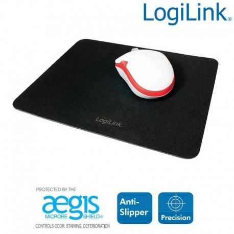 Logilink ID0149 - Alfombrilla Antimicrobial color Negro   Marlex Conexion
