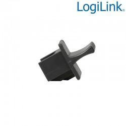 Logilink MP0060 - Protector de puertos RJ45 (100 pcs) | Marlex Conexion