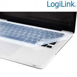 Protector de Silicona para Teclado Notebook Logilink NB0044