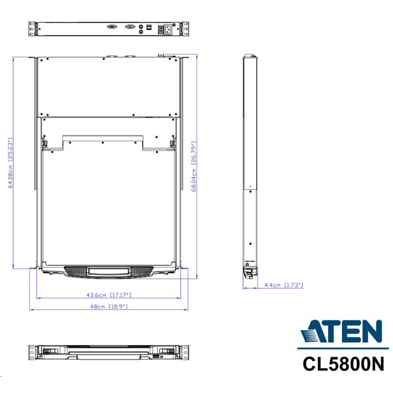 ATEN-CL5800_5