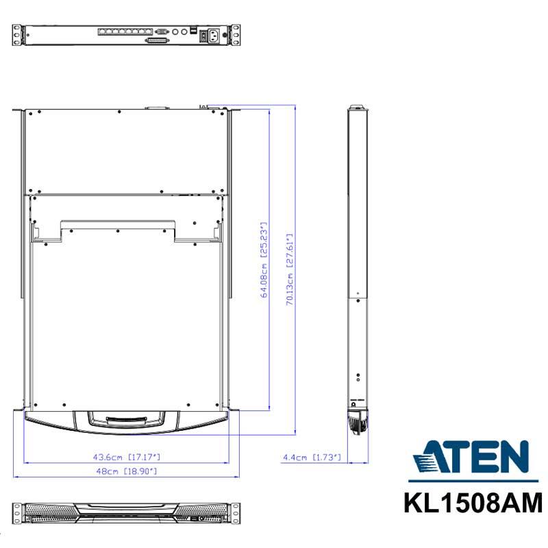 ATEN-KL1508AM